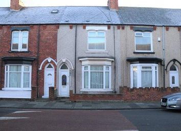 Thumbnail 3 bedroom terraced house for sale in Thornville Road, Hartlepool