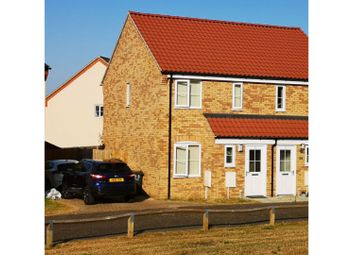 Thumbnail 2 bed semi-detached house for sale in Liz Jones Way, Aylsham, Norwich