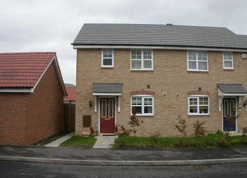 Thumbnail 2 bed end terrace house to rent in Bridge Road, Breme Park, Bromsgrove