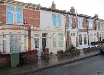 Thumbnail 4 bed terraced house to rent in Grayshott Road, Southsea, Hampshire