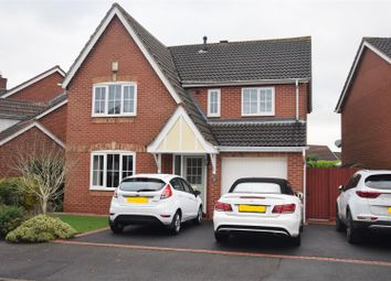 Thumbnail 4 bed property for sale in Blackthorn Way, Measham, Swadlincote