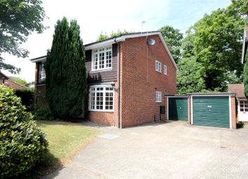 Thumbnail 1 bed flat to rent in Chilbolton, Middle Hill, Egham, Surrey