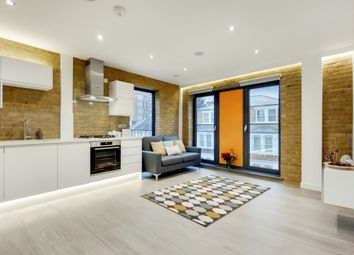 Thumbnail 1 bed flat for sale in High Street North, London
