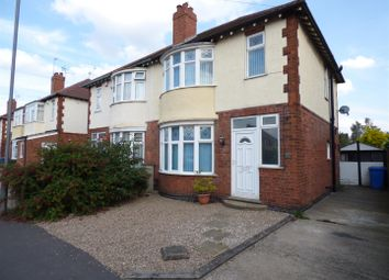 Thumbnail 3 bed semi-detached house to rent in Beech Avenue, Alvaston, Derby