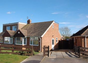 Thumbnail 2 bedroom semi-detached house for sale in Greenwood Close, Moulton, Northampton