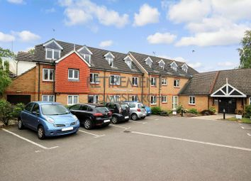 Thumbnail 2 bed flat for sale in Lords Bridge Court, Shepperton