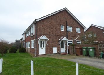 Thumbnail 2 bedroom maisonette for sale in Iron Mill Lane, Crayford, Kent