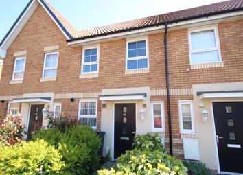 Thumbnail 2 bed terraced house for sale in Royal Drive, Bridgwater