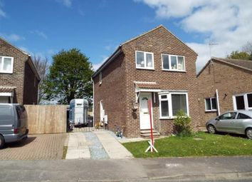 Thumbnail 3 bed detached house for sale in Brompton Park, Brompton On Swale, North Yorkshire