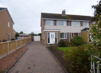 Thumbnail 3 bed semi-detached house for sale in Kirkstead Road, Carlisle