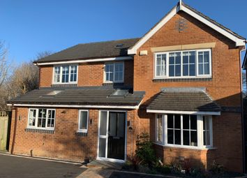 Thumbnail 5 bed detached house for sale in All Saints Close, Clayton West, Huddersfield