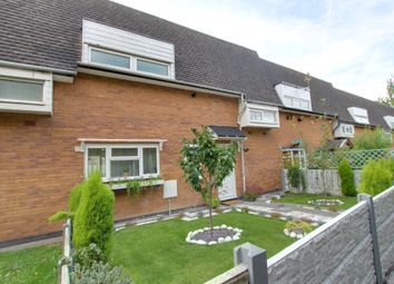 Thumbnail 3 bed terraced house for sale in Greatmead, Kettlebrook, Tamworth