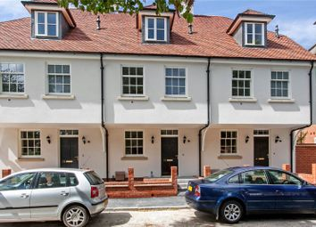 Thumbnail 3 bed terraced house for sale in Lower Brook Street, Winchester, Hampshire