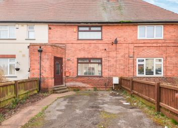 3 bed terraced house for sale in Minver Crescent, Aspley, Nottingham NG8
