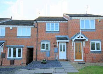 Thumbnail 2 bed town house for sale in Edwards Drive, Stafford