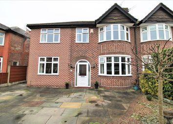 Thumbnail 4 bed semi-detached house for sale in Ainsdale Drive, Sale