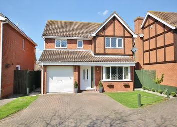 Thumbnail 4 bed detached house for sale in Woodside Way, St. Ives, Cambs