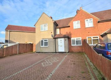 Thumbnail 3 bedroom end terrace house for sale in Hazel Crescent, Reading