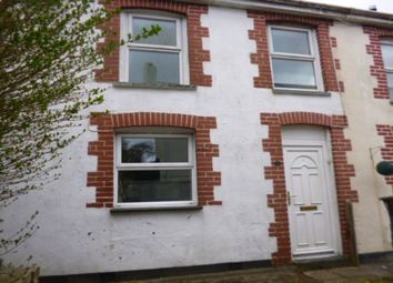 Thumbnail 3 bed terraced house for sale in Edgcumbe Road, Roche, St. Austell
