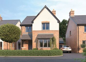 Thumbnail 4 bed detached house for sale in The Appleyard, Mountsorrel Lane, Rothley