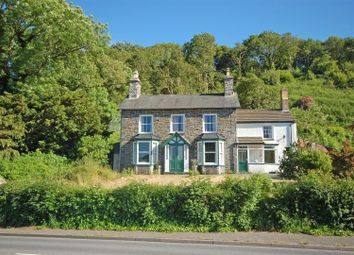 Thumbnail 6 bed detached house for sale in Llanilar, Aberystwyth