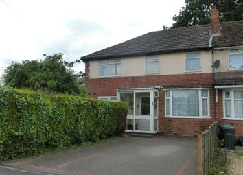 Thumbnail 4 bed end terrace house for sale in Falfield Grove, Longbridge, Birmingham