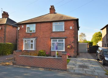 Thumbnail 3 bed semi-detached house for sale in Park Road, Loughborough