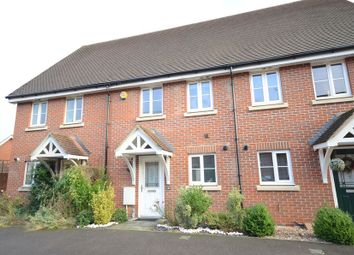 Thumbnail 3 bedroom terraced house to rent in Ducketts Mead, Shinfield, Reading