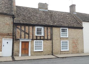 Thumbnail 3 bedroom cottage to rent in Waterside, Ely