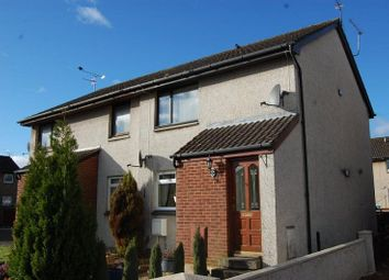 Thumbnail 1 bed flat for sale in Maurice Avenue, Broomridge, Stirling
