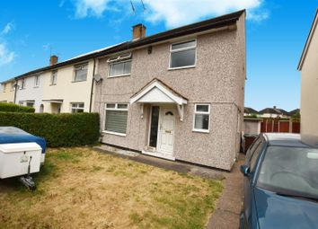 Thumbnail 3 bed end terrace house for sale in Stirling Grove, Clifton, Nottingham