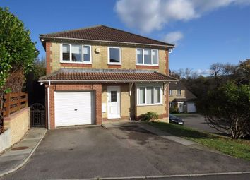 Thumbnail 4 bedroom detached house to rent in Clos Y Carw, Llantwit Fardre, Pontypridd