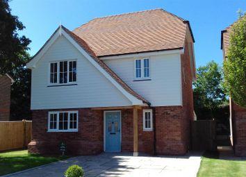Thumbnail 3 bed detached house for sale in Oak Fields, Hailsham