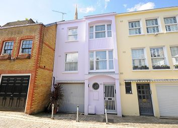 Thumbnail 2 bed mews house for sale in St Petersburgh Mews, Bayswater