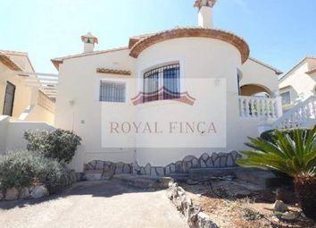 Thumbnail 2 bed villa for sale in El Rafol D'almunia, Alicante, Spain