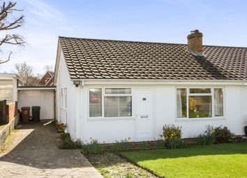 Thumbnail 2 bed semi-detached bungalow for sale in Cerne Close, North Baddesley, Southampton