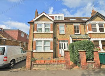 Thumbnail 2 bed flat for sale in Parkland Grove, Ashford, Middlesex