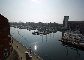 Thumbnail 3 bedroom flat to rent in Victoria Quay, Maritime Quarter, Swansea