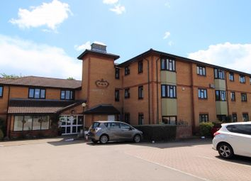 Thumbnail 2 bed flat for sale in Wootton Brook Close, Northampton
