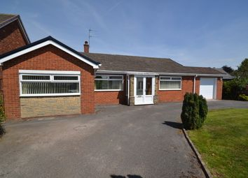 Thumbnail 3 bed detached bungalow to rent in Naples Drive, Newcastle-Under-Lyme