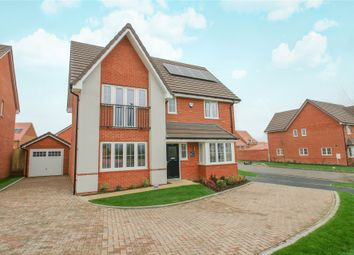Thumbnail 4 bed detached house for sale in Amen Corner, London Road, Binfield, Berkshire