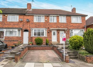 Thumbnail 3 bed terraced house for sale in Curbar Road, Great Barr, Birmingham