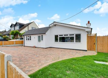 Thumbnail 4 bed detached bungalow for sale in Homefields Avenue, Benfleet