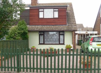 Thumbnail 2 bed terraced house for sale in Wakelyn Road, Whittlesey
