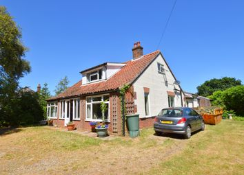 Thumbnail 3 bed detached bungalow for sale in Thorpe Road, Southrepps, Norwich