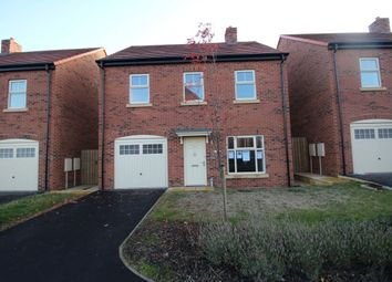 Thumbnail 4 bed detached house for sale in Stretton Street, Adwick-Le-Street, Doncaster