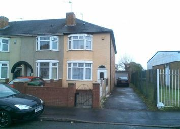Thumbnail 3 bedroom semi-detached house for sale in Caledonia Road, Wolverhampton, West Midlands