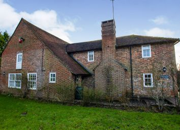 5 bed detached house for sale in East Grinstead Road, North Chailey, Lewes BN8