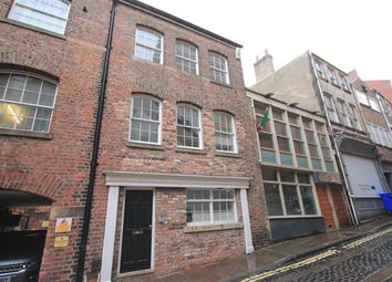 Thumbnail 1 bedroom flat to rent in King Street, York, North Yorkshire