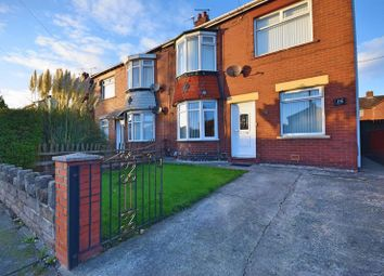 Thumbnail 2 bed flat for sale in Laing Grove, Howden, Wallsend
